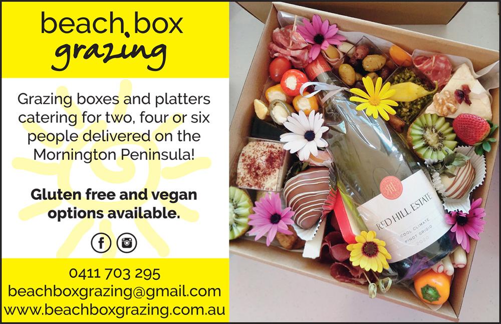 Beach Box Grazing