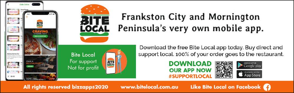 Bite Local App