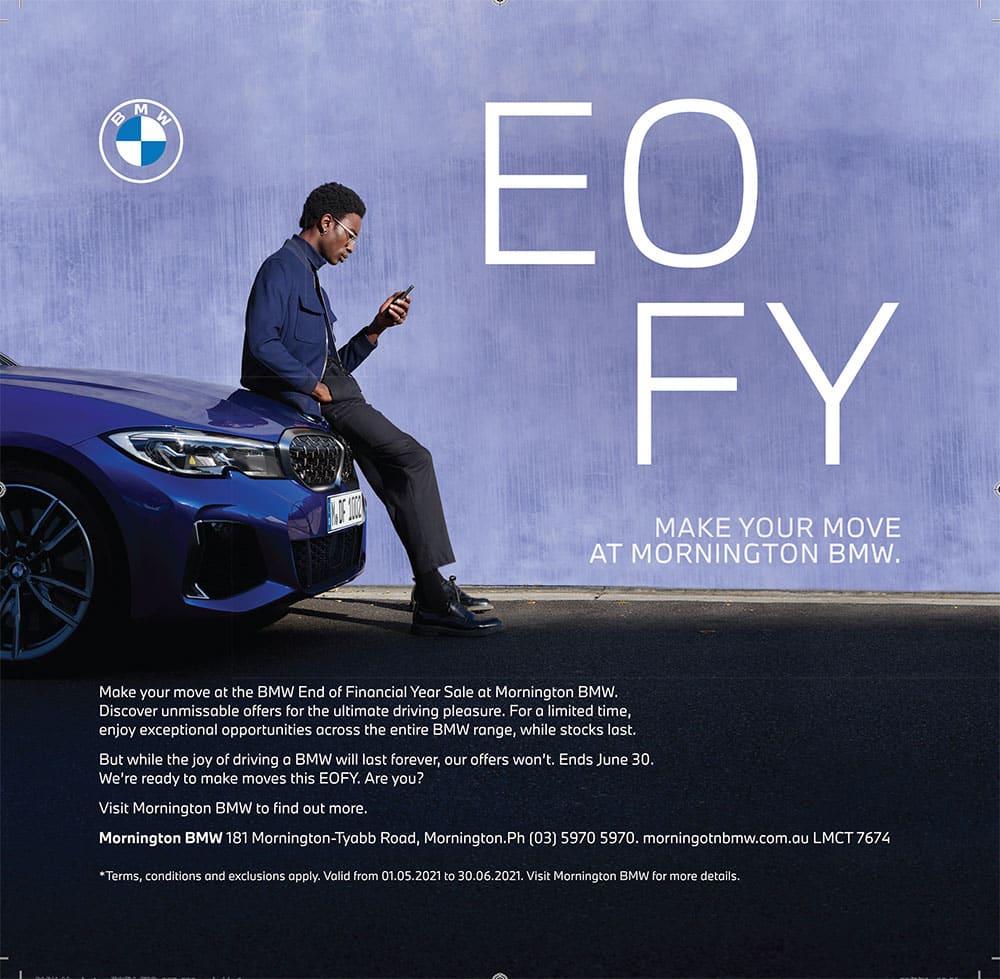 BMW Mornington Jun21