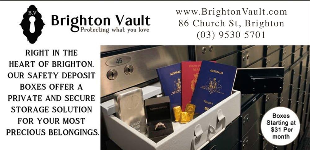 Brighton Vault