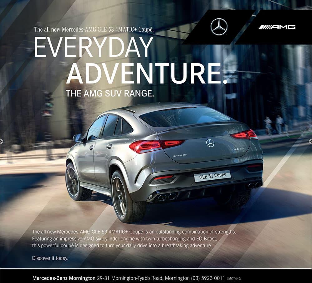 Mercedes-Benz Mornington