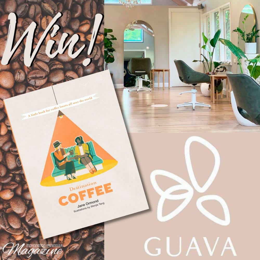 Guava Clinic Destination Coffee Book