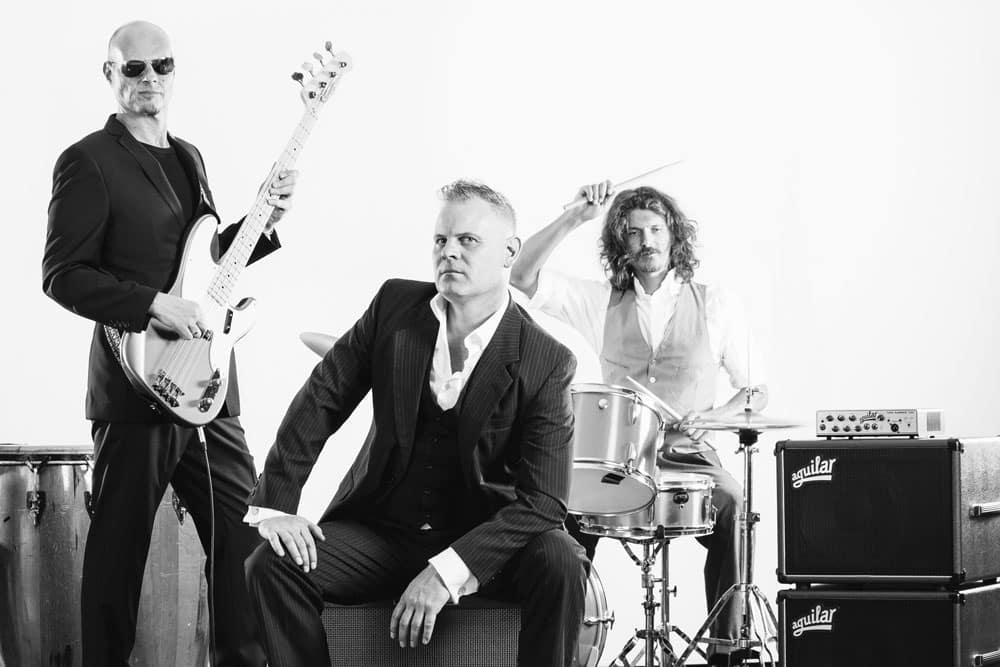 Band from Mornington Winter Music Festival.