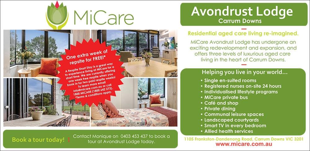 MiCare Avondrust Lodge