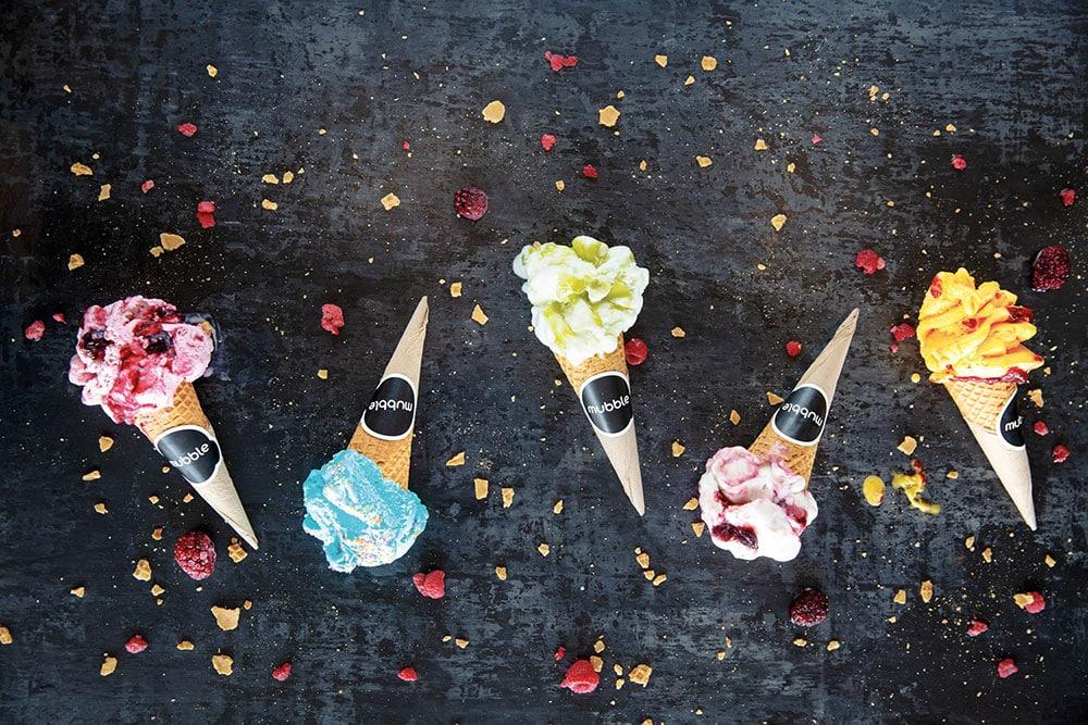 Mubble Ice creams
