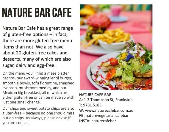 Nature Cafe Bar