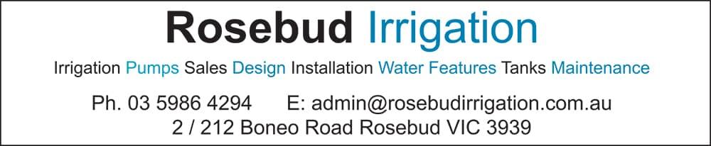 Rosebud Irrigation