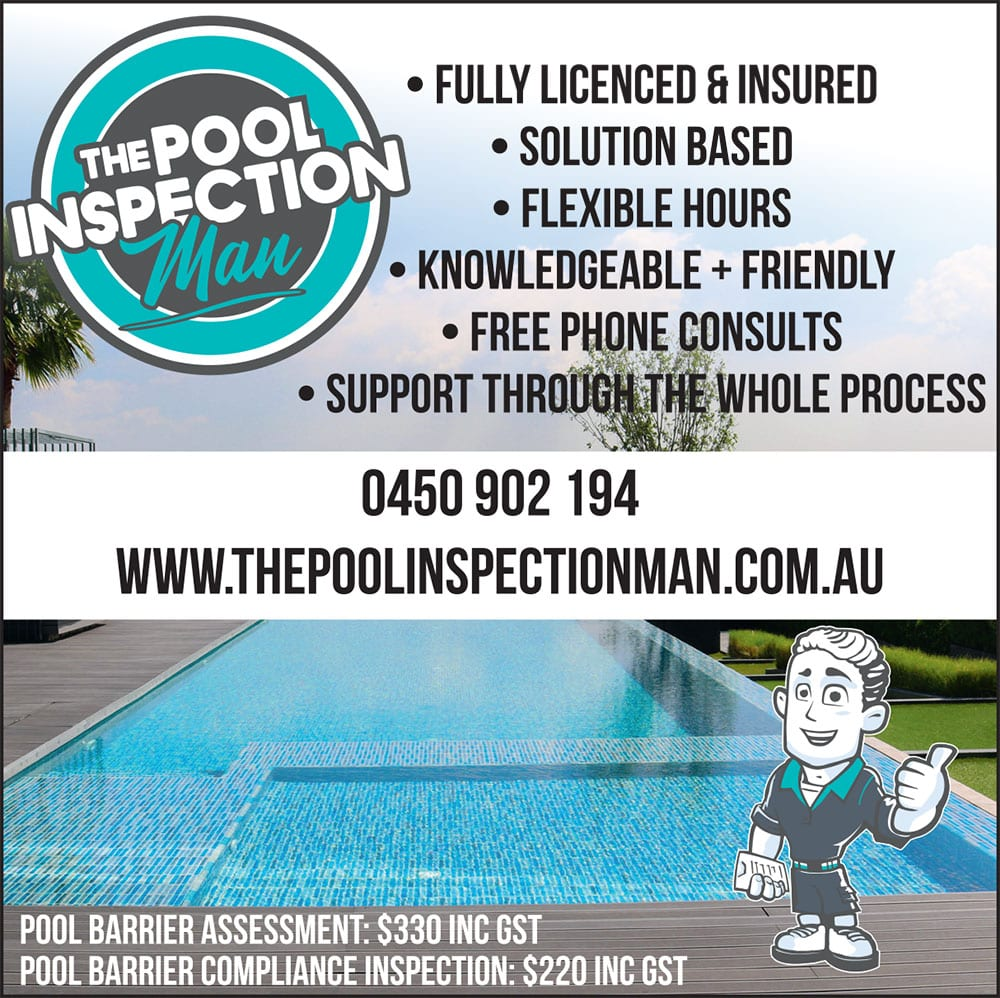 The Pool Inspection Man