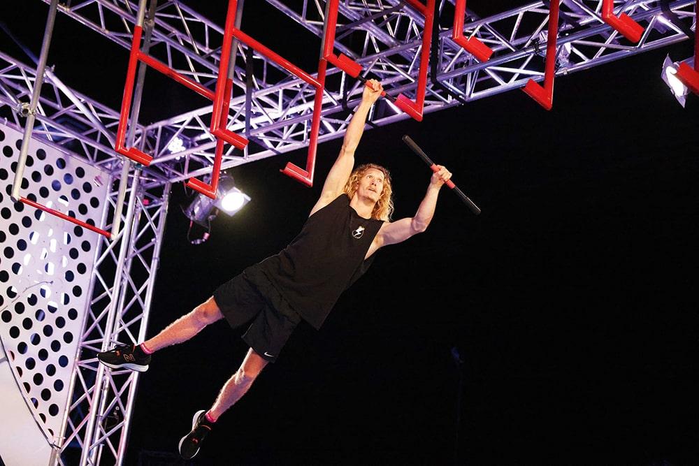 Zak Stolz Australian Ninja Warrior