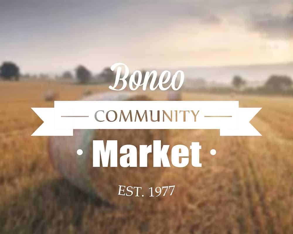Boneo Community Market
