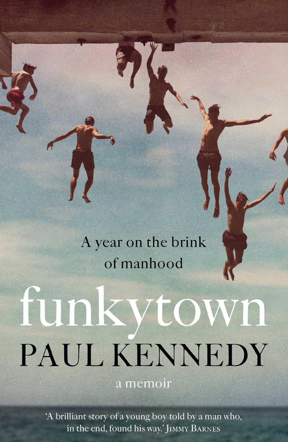 Paul Kennedy Frank TALK